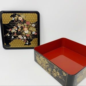 VTG Japanese Laquerware Box